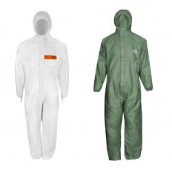 NBC CBRN single use protective suit