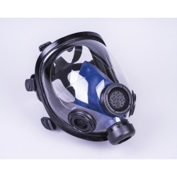 NBC Gas Mask Protection Full Face Mask Horizont Trial