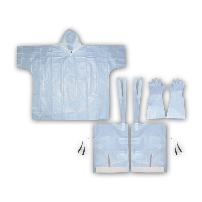 nbc single use protective suit, protective clothingnuclearbiological  chemical