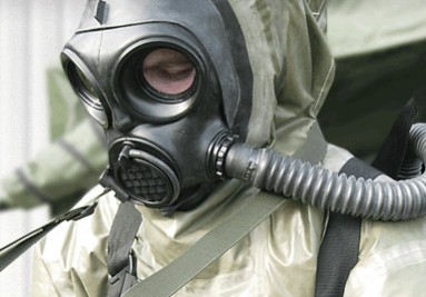 Chemical warfare by ISIS in Europe?